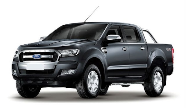2019 Ford Ranger Towing Capacity 123