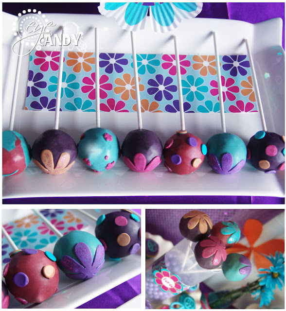 peace party cakepops