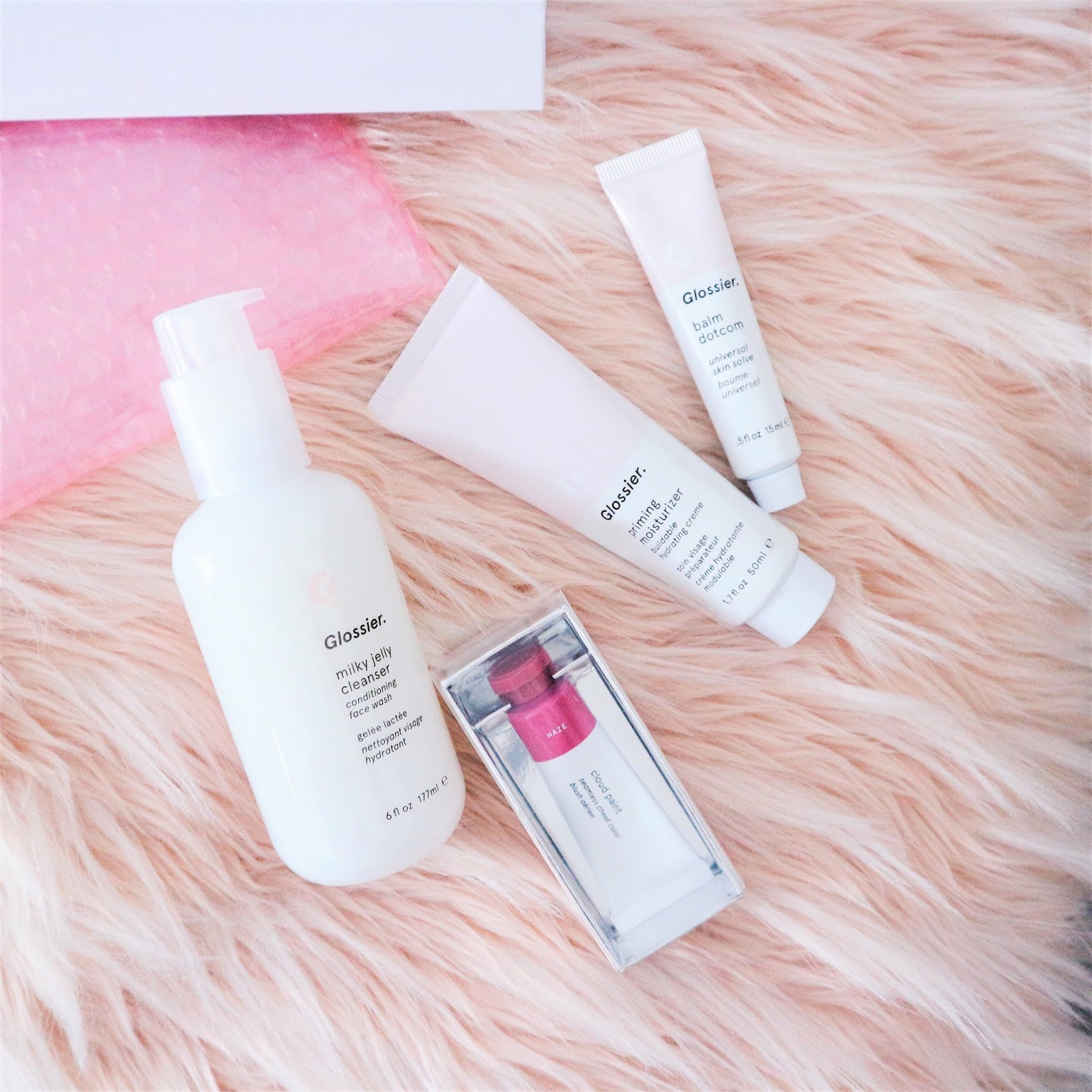 Thoughts On Glossier