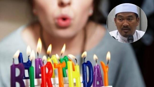 Bagaimana Islam Memandang Amalan Meniup Lilin Dalam Menyambut Hari Jadi ?