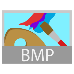 Preview of BMP files folder icon