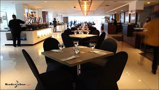 Parc De Ville Restaurant La Grande Hotel Bandung