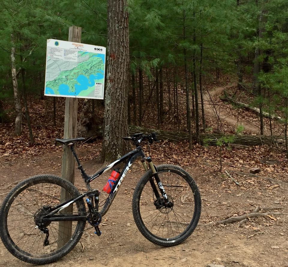 The WVPedaler: 200+ Mile Review Trek Top Fuel 8