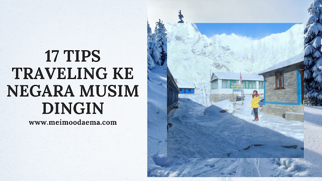 tips traveling ke negara musim dingin meimoodaema