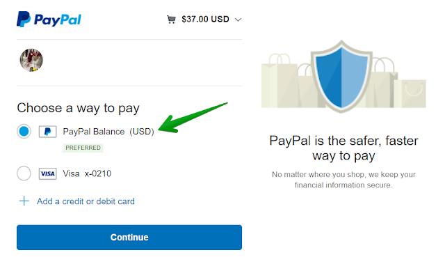 Tinhdauonline Premium v6.8 (6/2019) hỗ trợ thanh toán qua Paypal