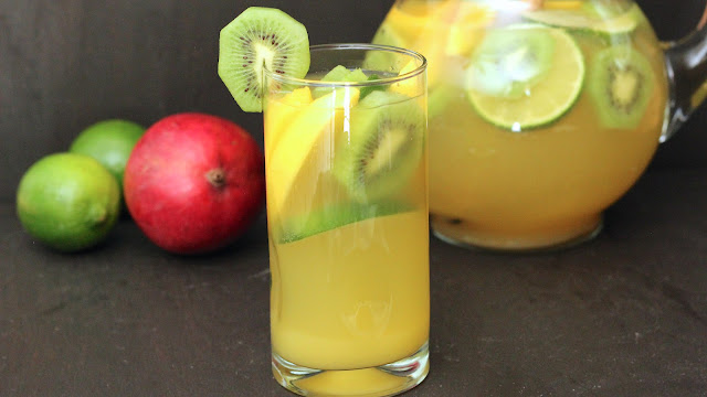Virgin Tropical Sangria