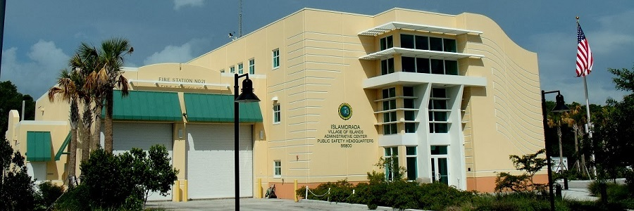 Centro administrativo de Islamorada