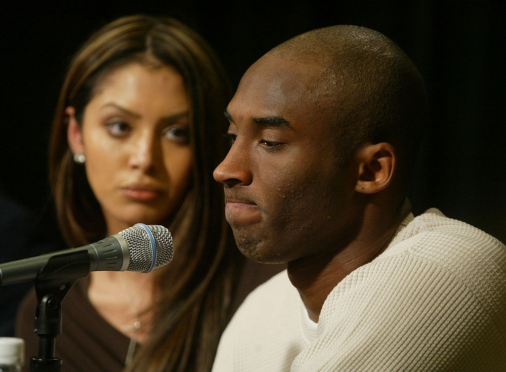 Tearful Vanessa Bryant Remembers Kobe and Gigi: 'They Couldn't Be on This Earth Without Each Other'