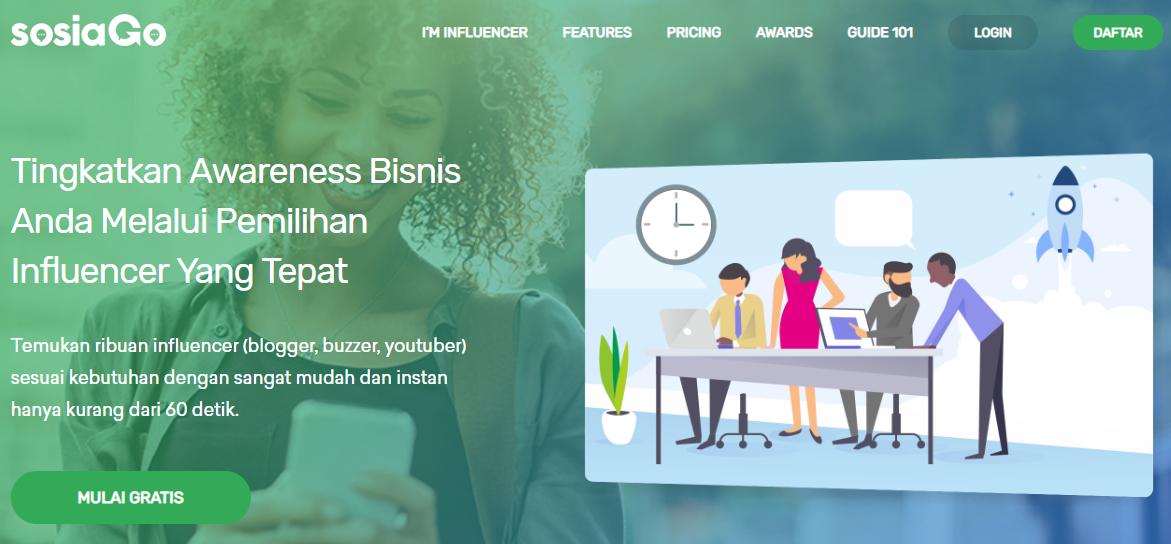 SOSIAGO: Jadikan Blog dan Sosial Mediamu Mesin Uang