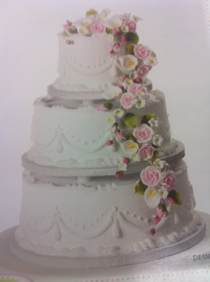 walmarts wedding cakes my 3000 wedding quest for 180 guests the walmart 21647