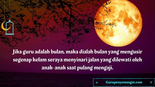 Quotes Mutiara untuk Guru Agama Islam Tercinta