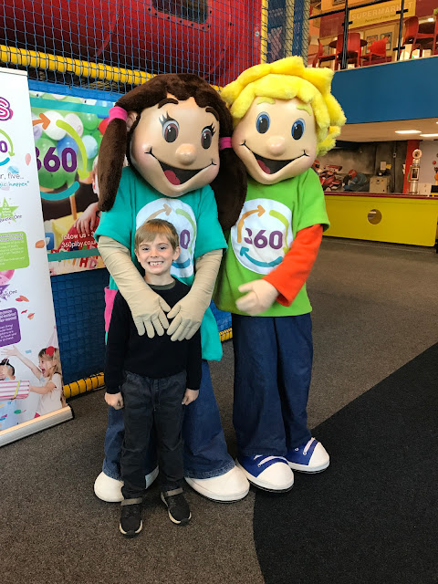 Twizzle and Twirl at 360 Play Milton Keynes