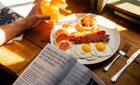 5 High Protein Breakfast For Muscle Building Fast.