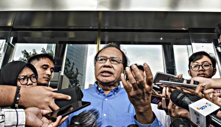 Jurus Kepret Rizal Ramli, 'Kan Tinggal Ctrl Alt Delete'
