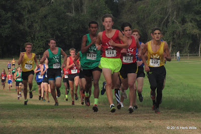 2015 FACA Senior All-Star Cross Country Classic