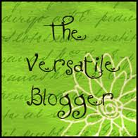 Awards: I Have Been Given A Award:The Versatile Blogger