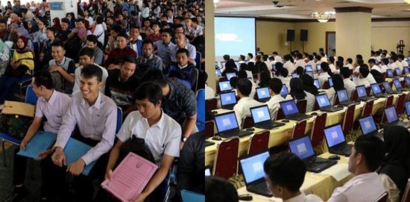 Akhir Maret, Tes SKB CPNS Kepri Dilaksanakan