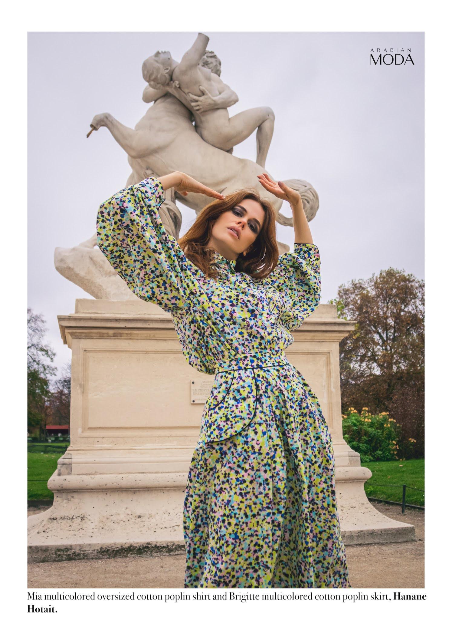 Arabian Moda x Hanane Hotait