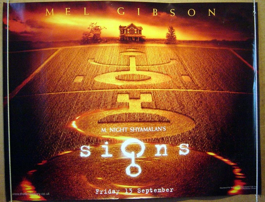 Movie Churches Science Fiction Movie Churches Signs