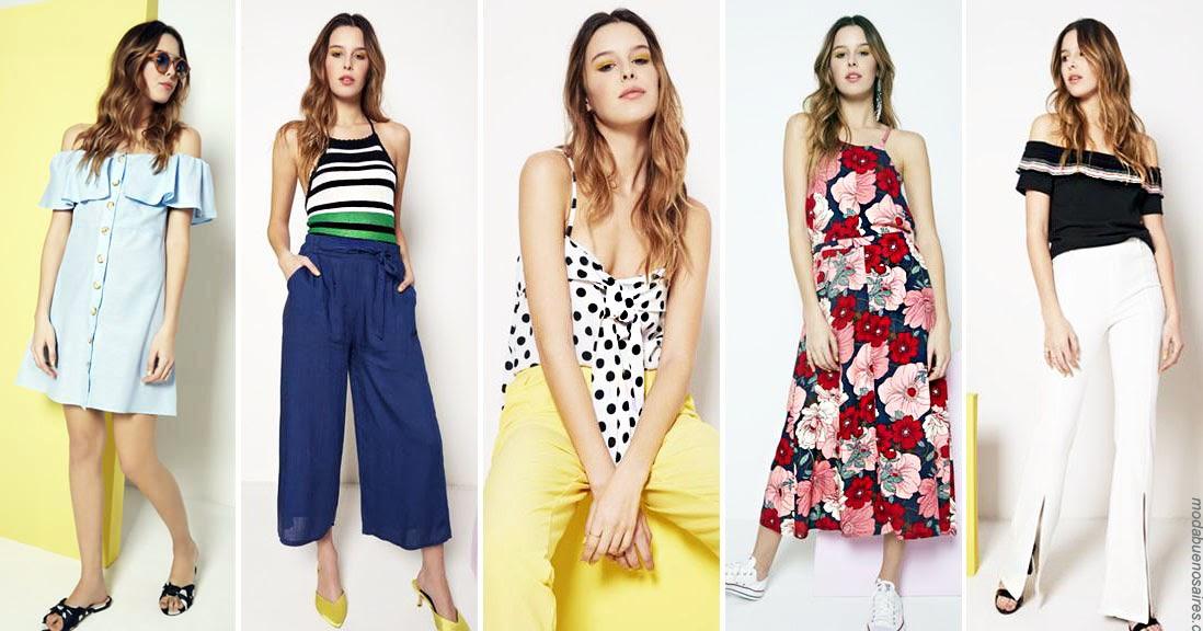 Vestidos primavera verano 2019 2019