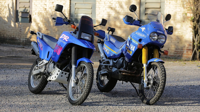 MVA 5325 - XTZ750 Super Ténéré - A moto que emocionou!