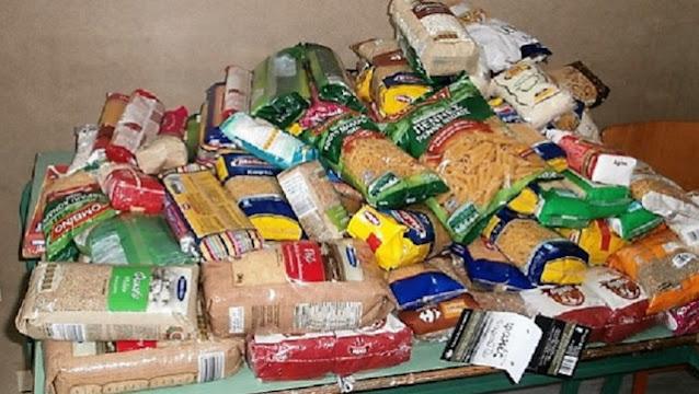 Αναδιανομή επισιτιστικής βοήθειας (ΤΕΒΑ) σε δικαιούχους της Αργολίδας