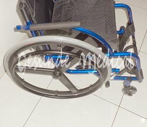 spesifikasi kursi roda fs721l 36 spek