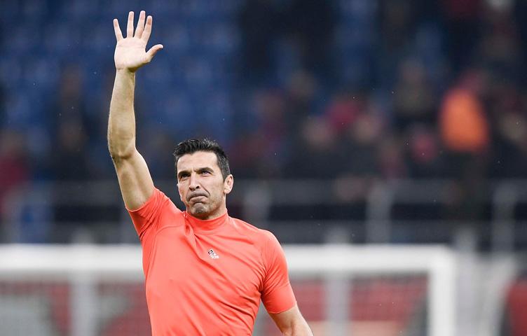 """Buffon: """"Ibra je izvanredan šampion"""""""