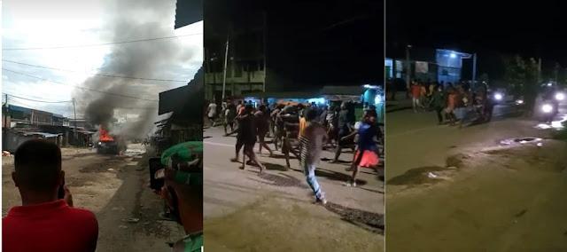 Pesta Miras Berujung Penikaman, Situasi Sementara Terkendali