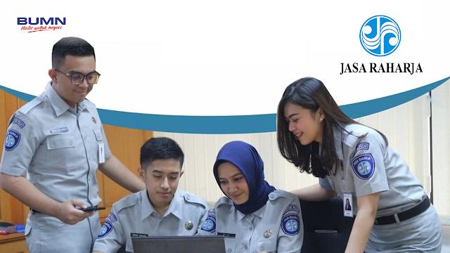 Lowongan Kerja Petugas Administrasi PT Jasa Raharja (Persero) Penempatan Seluruh Indonesia