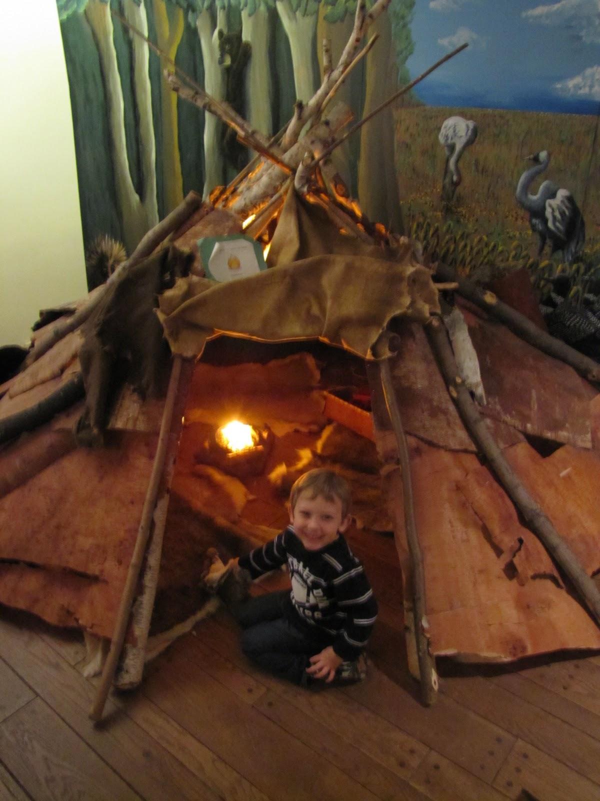 Home Preschool Native American Unit