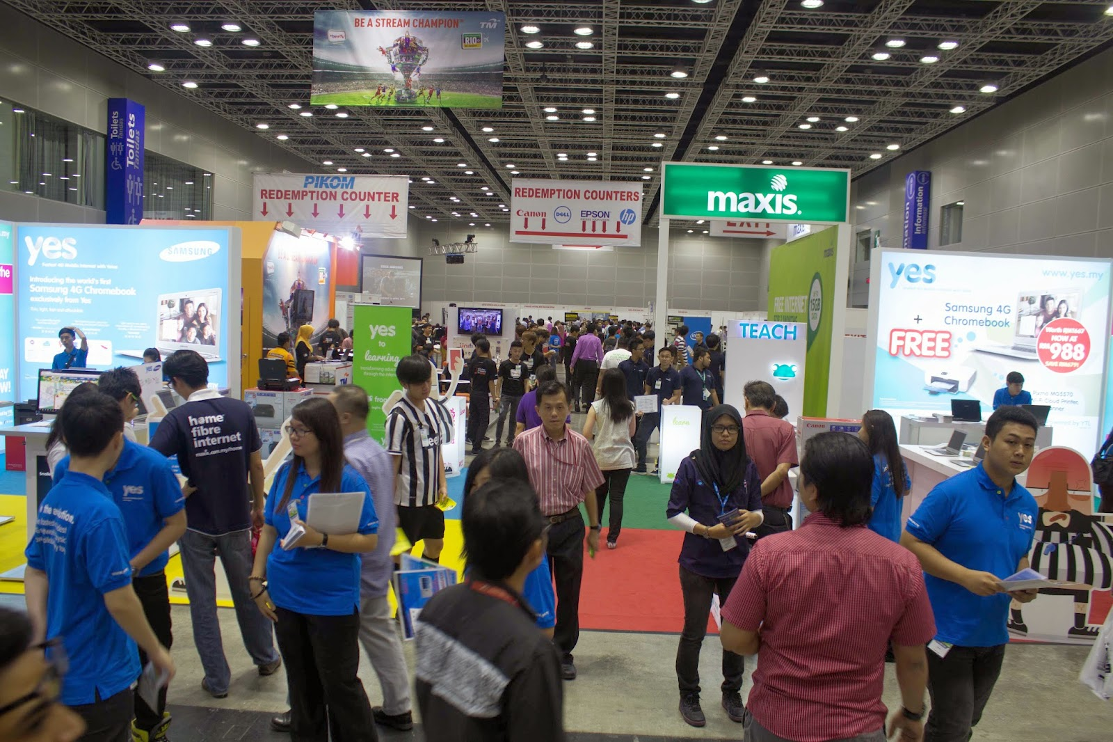 Coverage of PIKOM PC Fair 2014 @ Kuala Lumpur Convention Center 401