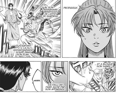 Gamaran, le tournoi Ultime. Ran rencontre Iori Sengoku