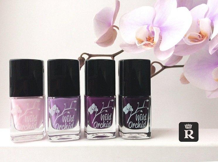 Relouis. Лак для ногтей Wild Orchid