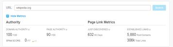 apa itu page authority dan domain authority