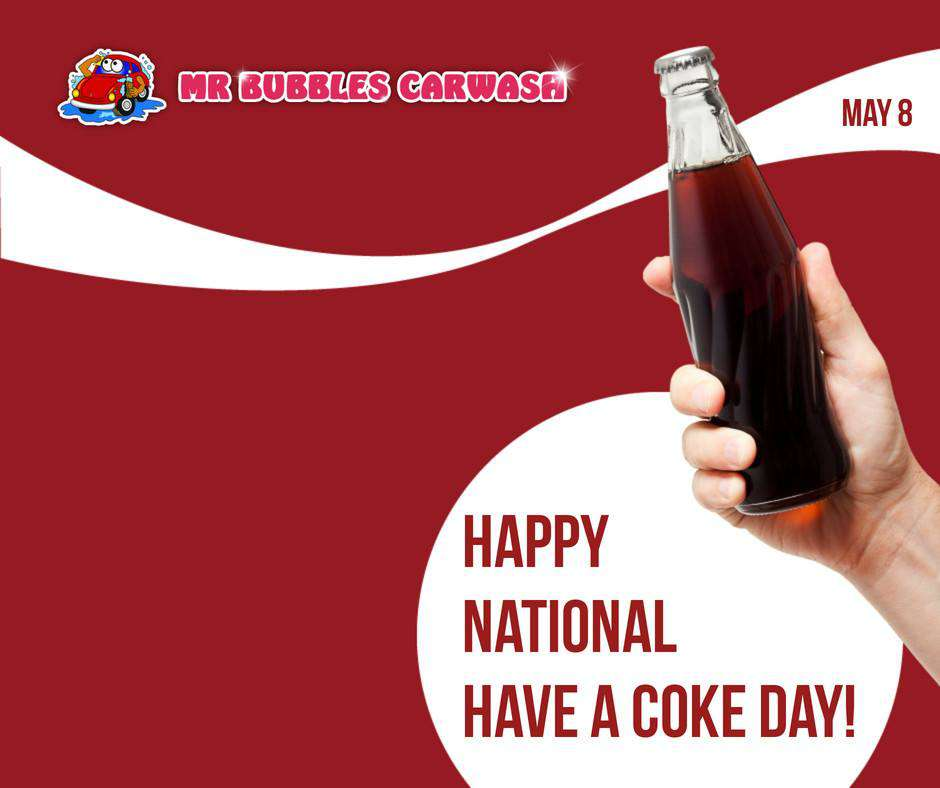 National Have a Coke Day Wishes Lovely Pics