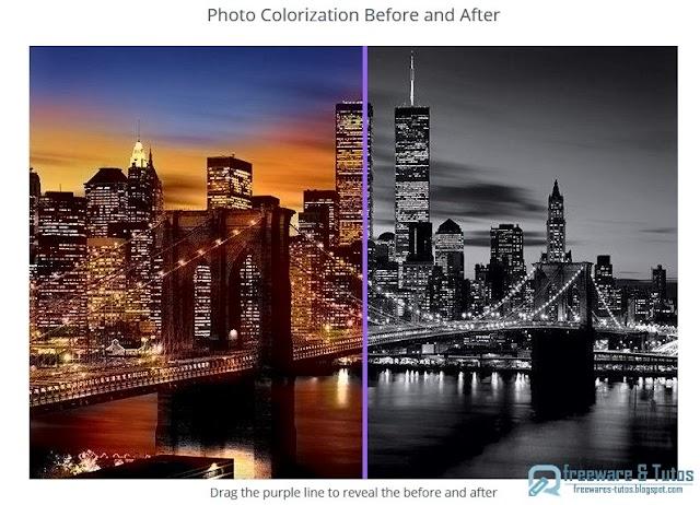 Colorize Photos : un outil en ligne pour coloriser les photos en N&B