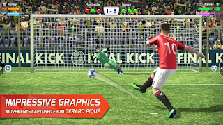 Final kick v3.1.14 Mod Apk + Data Obb