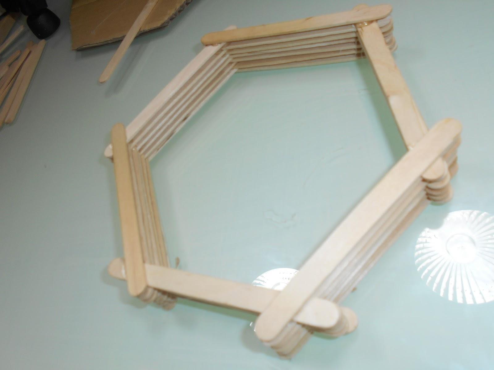 Los trucos de julieta caja joyero hecha con palitos de helado - Como hacer un joyero de madera ...