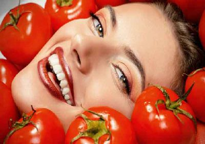 Tomato Face Pack To Get Fair Spotless Glowing Skin | Tomato The Secret Of Beauty