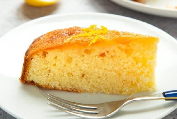 How to make a fragile lemon cake