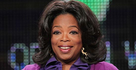 Fracasso dos Famosos - Oprah WInfrey