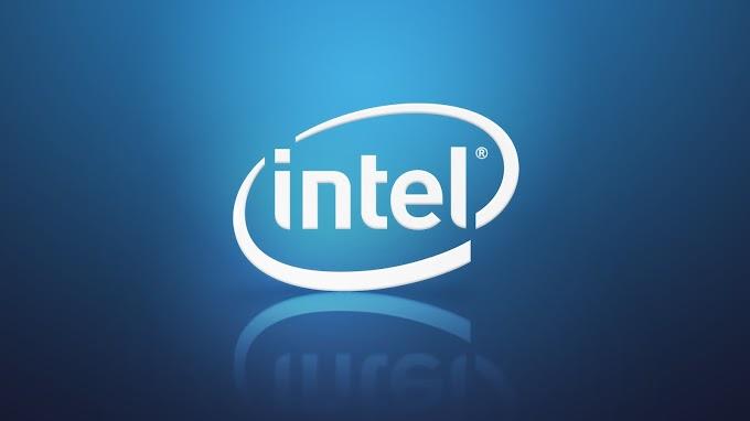 Logo Tecnologia Intel