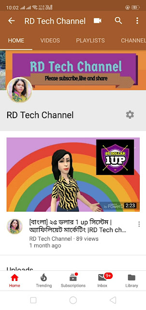 RD Tech Channel