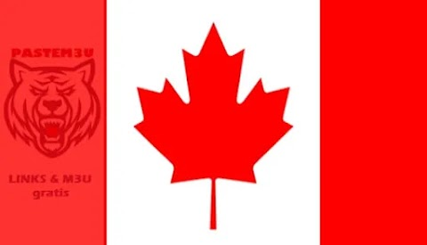 Canada iptv lists m3u files daily