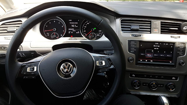 VW Golf 2016 Automático - defeitos e problemas