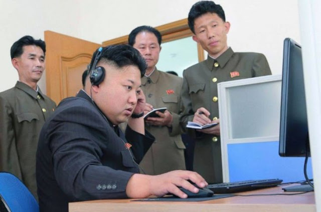 """Adolescente hackea el """"Facebook coreano"""" de Kim Jong-Un"""