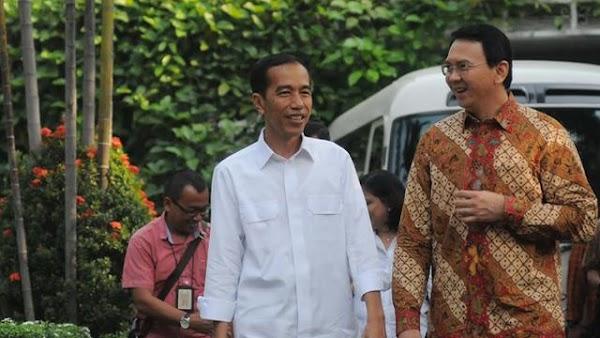 Rekomendasi Jokowi di Balik Rencana Ahok Jadi Bos Pertamina