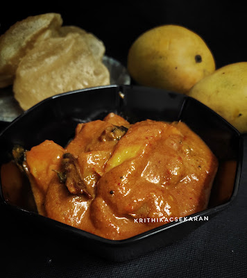 Spicy Mango Curry