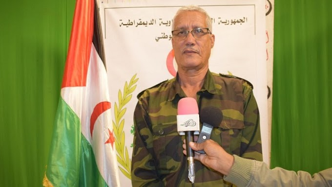مسؤول عسكري : الجيش المغربي إرتكب مجزرة أخرى ضد مدنيين صحراويين في قطاع المحبس بالصحراء الغربية.